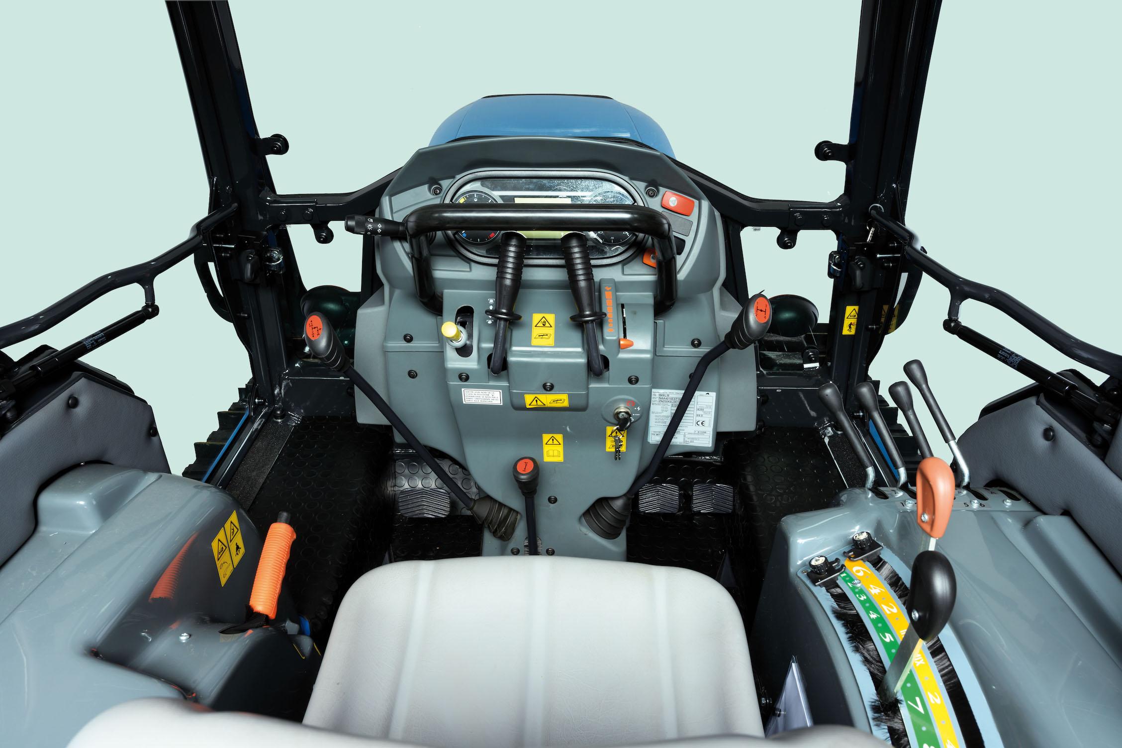 Landini: per i Trekker 4 nuove cabine omologate dalla fabbrica