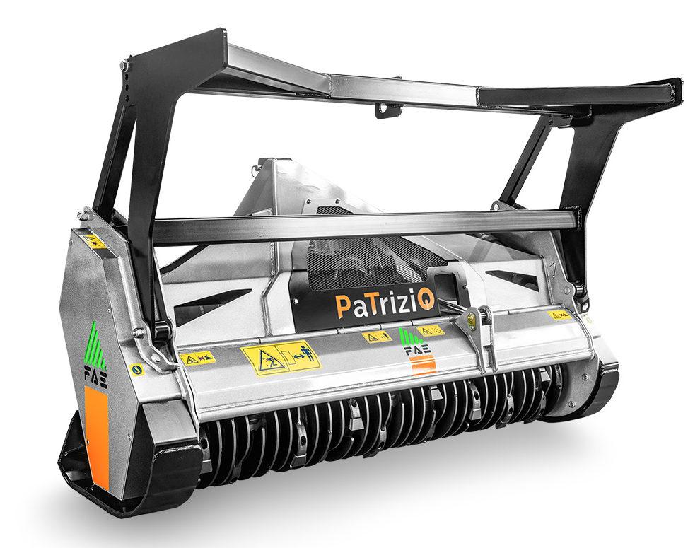 FAE Group presenta la nuova gamma di trincia PaTriziO