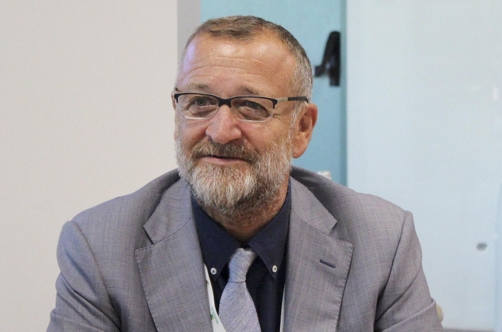 Presidente di CAI, Gianni Dalla Bernardina