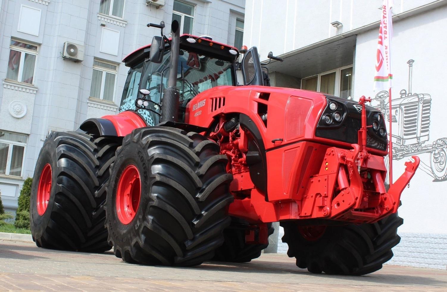 Belarus 4522