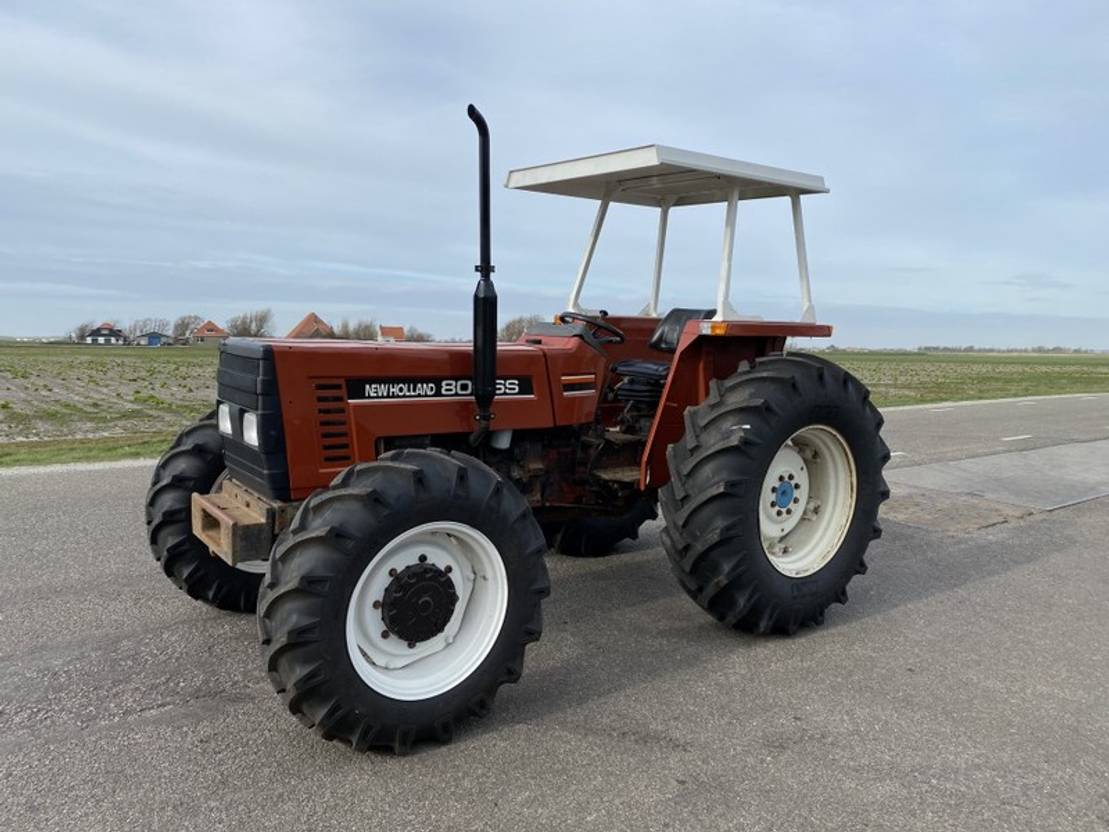 New Holland 80-66 S