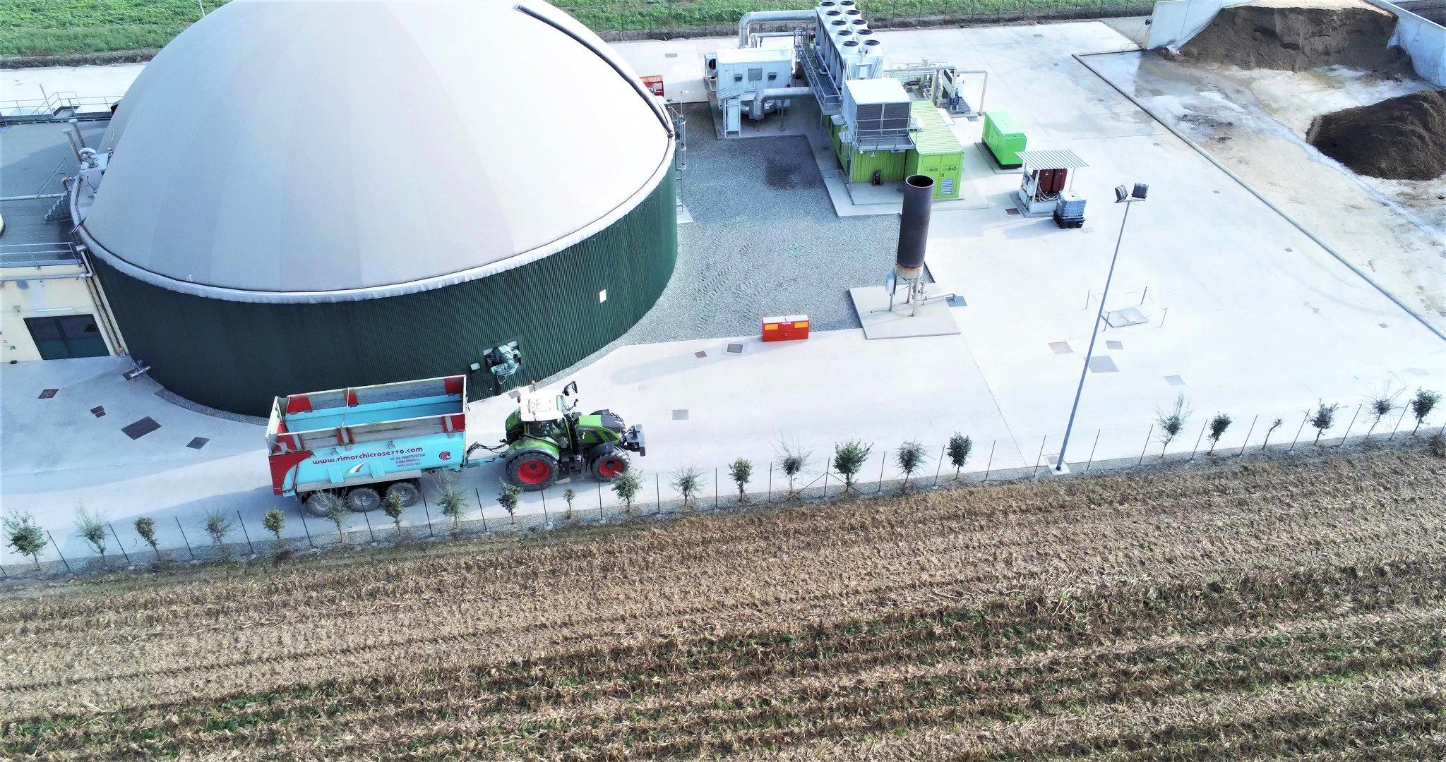 CIAC e centralità del biogas