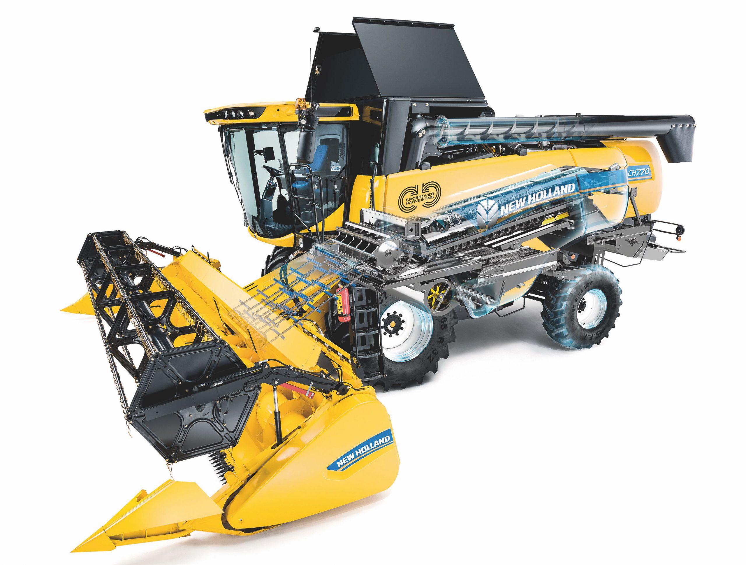 Crossover Harvesting, tecnologia ibrida per fare il pieno di prestazioni