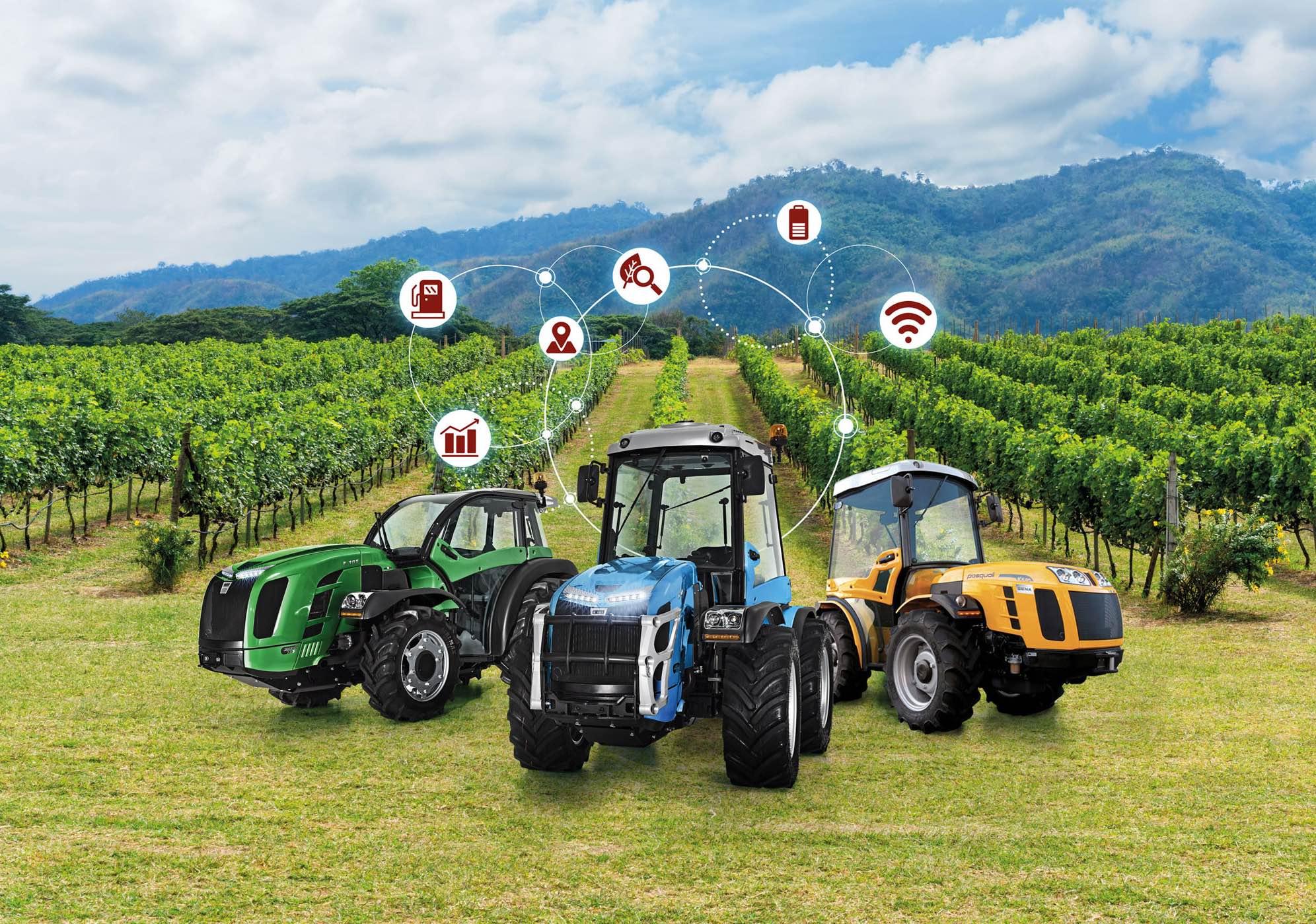 Le soluzioni del Gruppo BCS per l'agricoltura 4.0