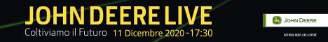 John Deere Live 11 dicembre 468x60