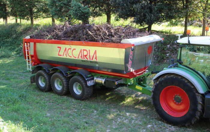 I rimorchi Zaccaria sono improntati alla qualità