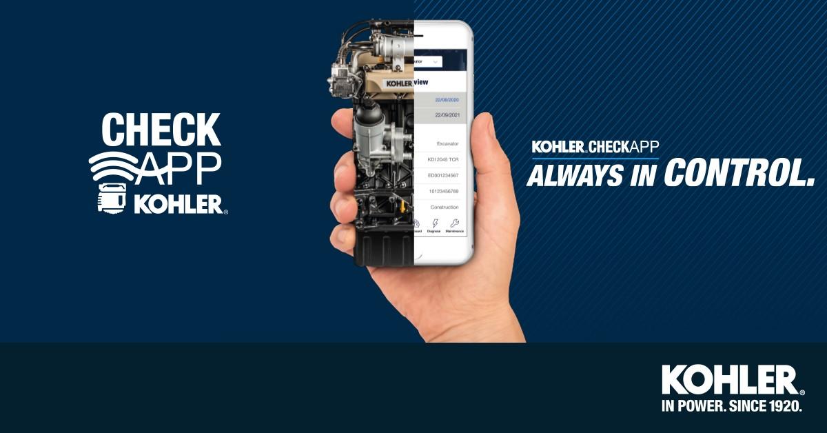 KOHLER Engines CheckApp