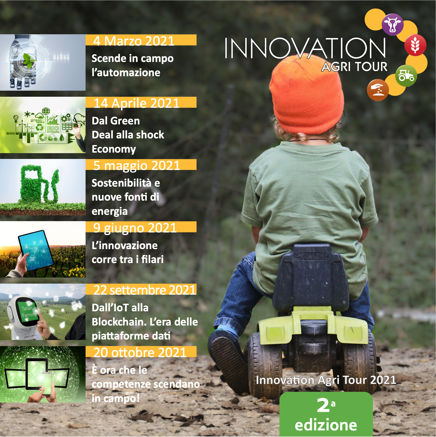 Innovation Agri Tour 2021