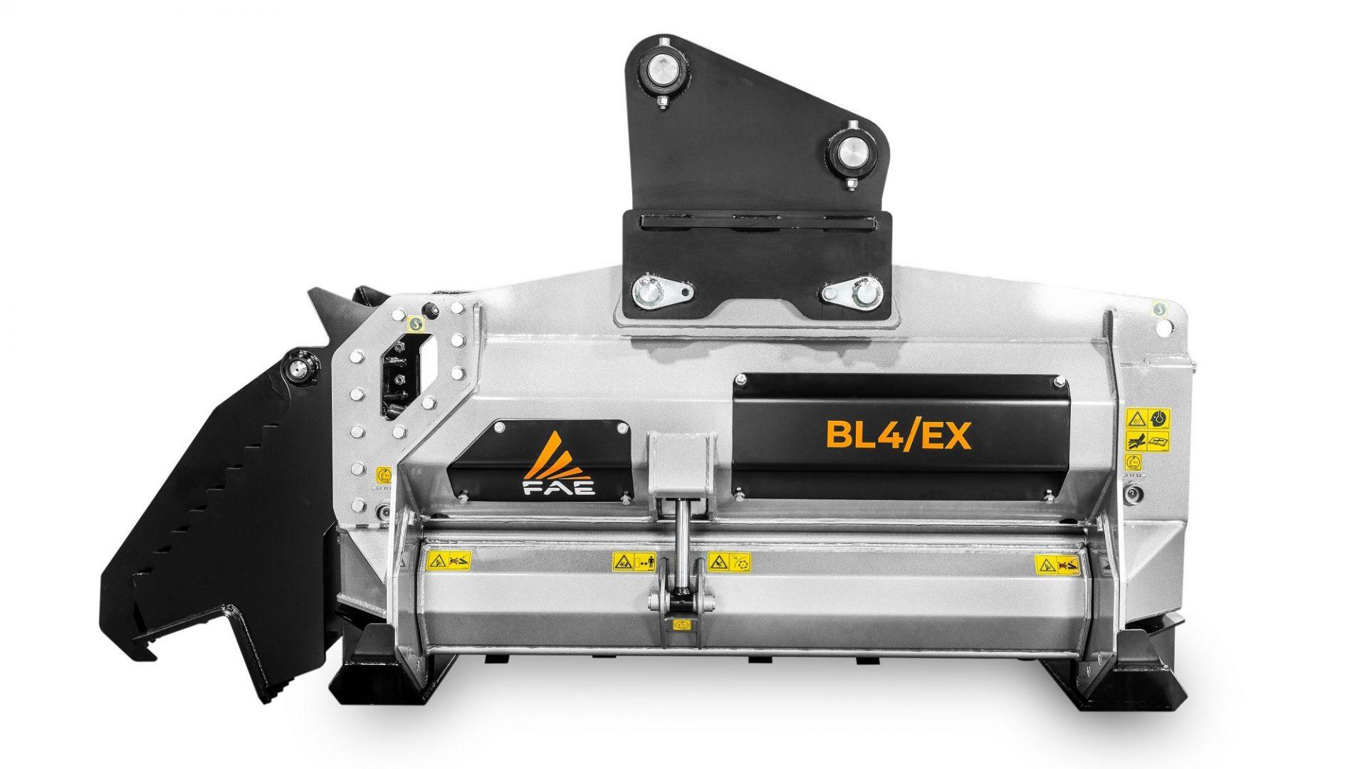 La FAE BL4/EX/VT è dotata di tecnologia Bite Limiter per aumentare le prestazioni