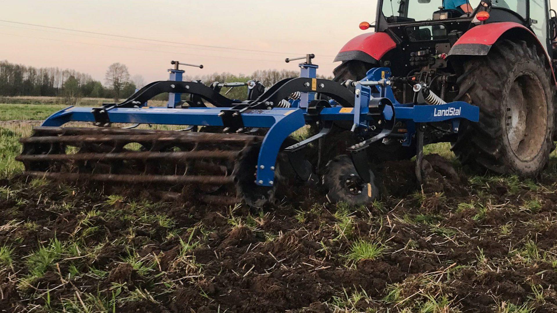 Landstal realizza combinate adatte a operare in terreni di ogni genere