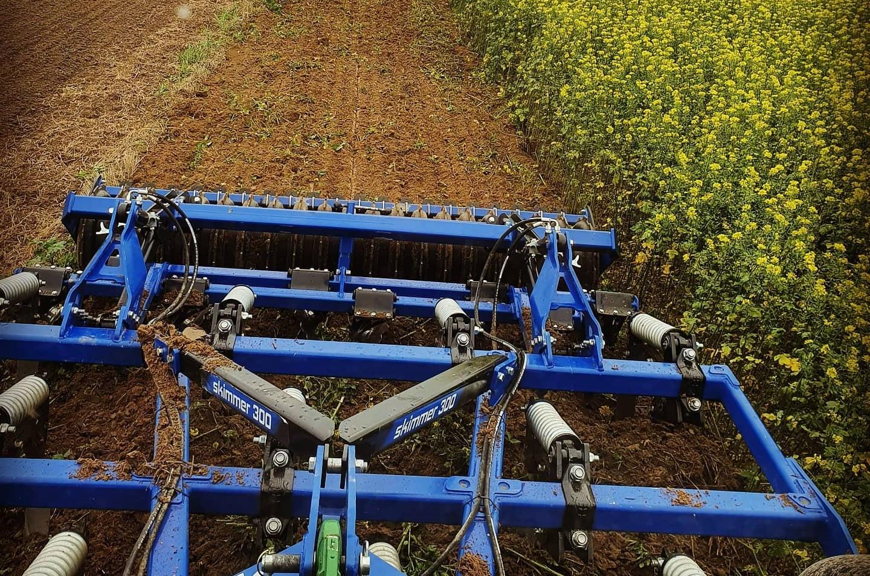 I coltivatori Landstal sono progettati per operare in condizioni difficili