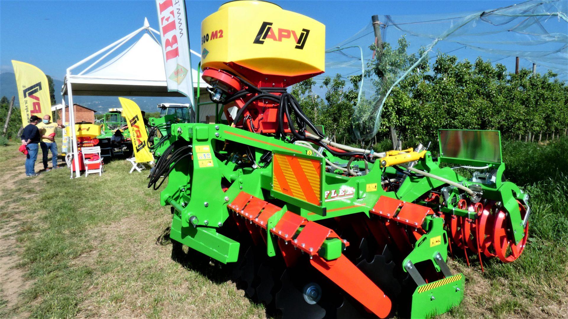 La Flex di Bella Macchine Agricole può essere adattata a varie applicazioni